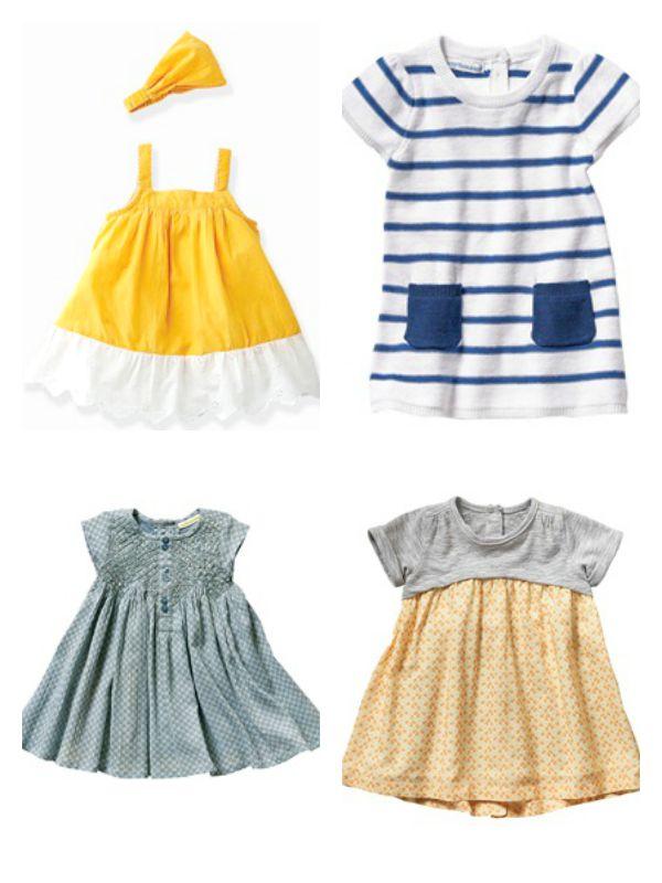 Vestidos bebé niña Vertbaudet Rebajas 22-07-15