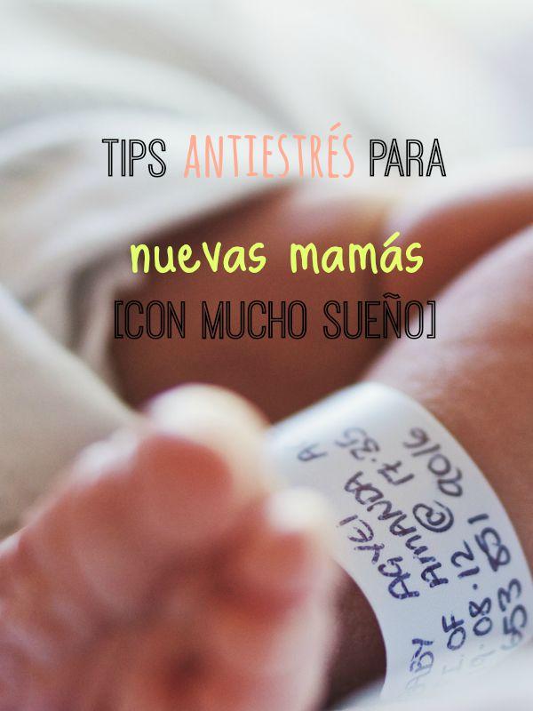 Tips para mamás somnolientas