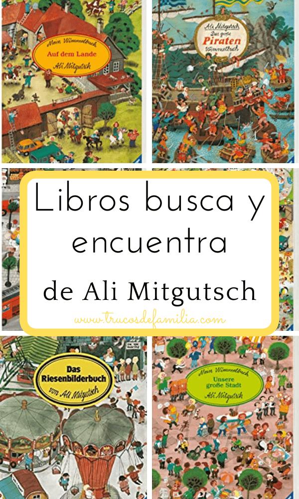 Libros de Ali Mitgutsch